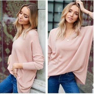 Tops - Blush Tunic Top